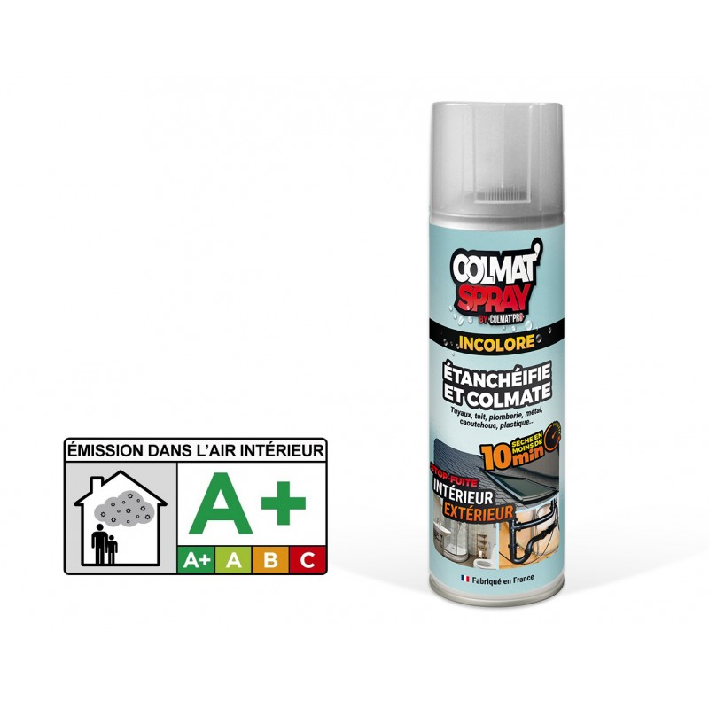 Spray incolore Colmat'Spray 250 ml